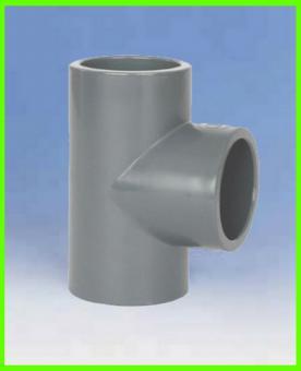 T - Stück 90° egal PVC PN16 d = 32