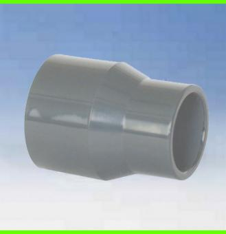 Reduktion, lang PVC PN16 d = 40 / 32- 25  mm