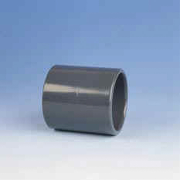 Muffe, egal PVC PN16 d = 25