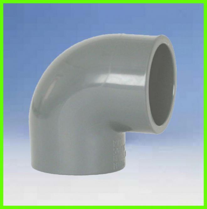 Winkel 90° PVC d = 16