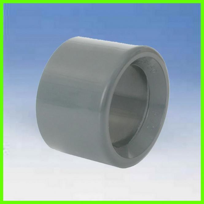 Reduktion kurz PVC PN16 d = 50 - 40